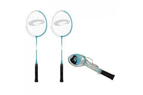 SPOKEY - FIT ONE BLUE Sada na badminton modrá Badminton