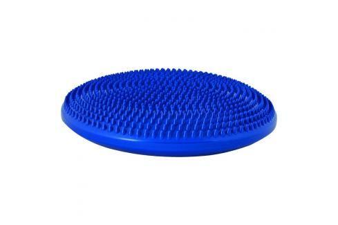SPOKEY - FIT SEAT Balanční podložka modrá Posilovací válce a gumy