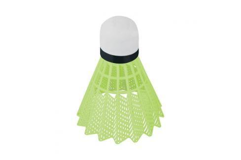 SPOKEY - FLAME-Badmintonové míčky 6ks nylonové zelené Badminton