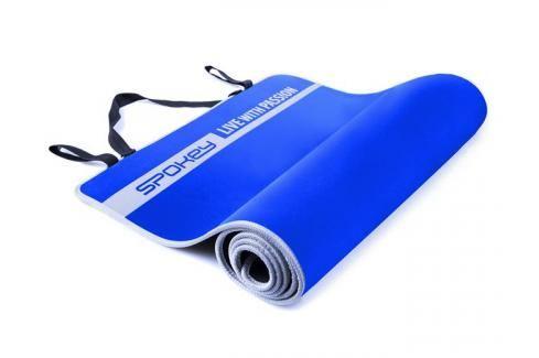 SPOKEY - FLEXMAT V  Podložka na cvičení modrá Podložky na cvičení a jógu