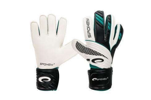 SPOKEY - FORCE brankářské rukavice bílo-černá  roz.8 Fotbal
