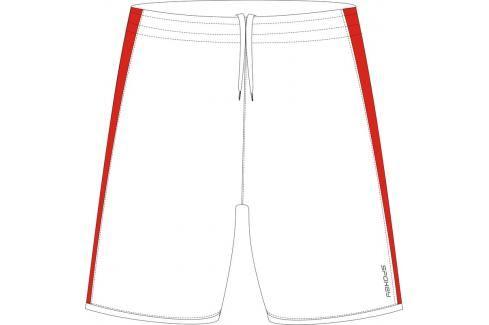 SPOKEY - Fotbalové šortky bílé vel. M Fotbal