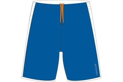 SPOKEY - Fotbalové šortky modré junior  vel. 140-146 cm Fotbal