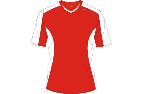 SPOKEY - Fotbalové triko červené vel. L Fotbal