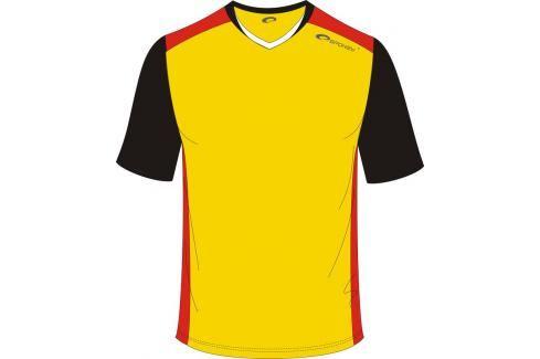 SPOKEY - Fotbalové triko žluté  vel. L Fotbal