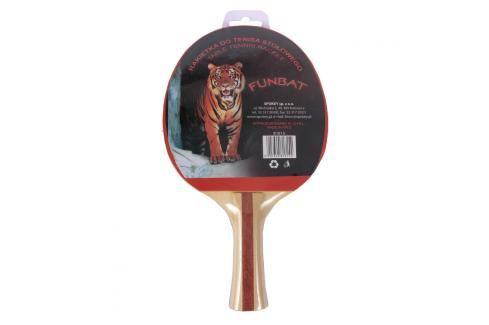 SPOKEY - FUNBAT Pingpongová pálka profilovaná ukojeť Stolni tenis