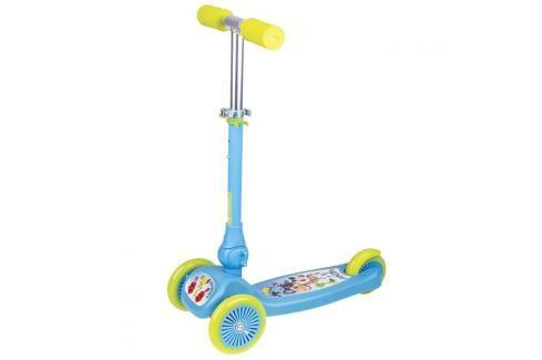 SPOKEY - FUNZOO - Skládací tříkolka dětská modrá Koloběžky