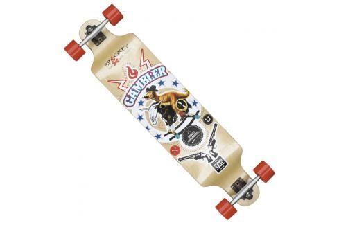 SPOKEY - GAMBLER - LONG BOARD Wave, long a pennyboardy