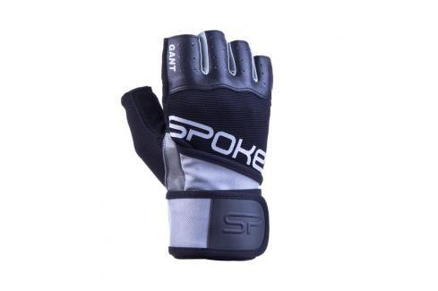 SPOKEY - GANT II Fitness rukavice vel. M Rukavice pro fitness