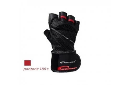 SPOKEY - GANTLET Fitness rukavice vel. M Rukavice pro fitness