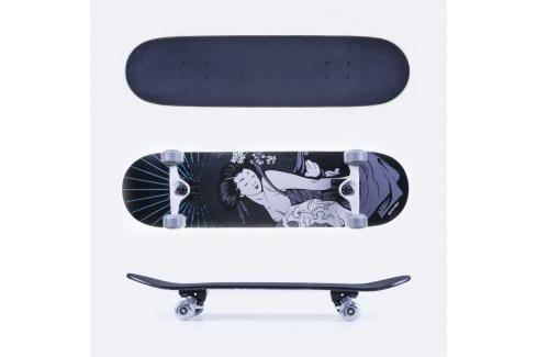 SPOKEY - GOSH Skateboard 77,5 x 20 cm, ABEC 5 carbon Skateboardy