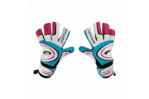 SPOKEY - Grasp Brankářské rukavice modro - bílé roz.8 Fotbal