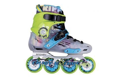 SPOKEY - GUTSY Slalomové kolečkové brusle č. 42 Kolečkové brusle