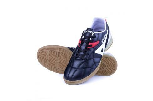 SPOKEY - HALL  JR 2 Juniorská sálová obuv černo-bílá vel.39 Spokey