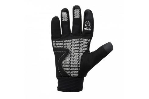 SPOKEY - ICON Cyklistické rukavice hřejivé S s dlouhými prsty Cyklistické rukavice