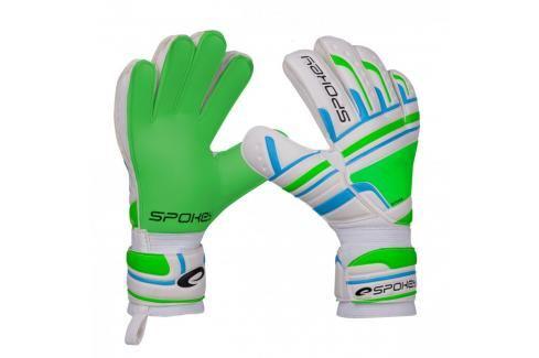 SPOKEY - INTENSE Brankářské rukavice zelené vel.4 Fotbal