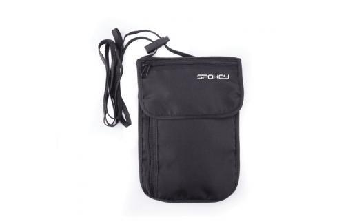 SPOKEY - INTERCITY 1 Cestovní peněženka na krk, 14 x 20,5 cm, RFID safe ochrana Spokey