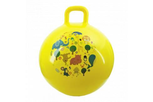 SPOKEY - KALEIDOSCOPE Skákací míč 45 cm Dětské skákací míče