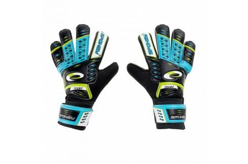 SPOKEY - KEEPER JR Brankářské rukavice modré roz.4 Fotbal