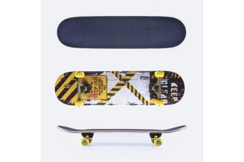 SPOKEY - KEEPOUT Skateboard 78,7 x 20 cm ložiska 608Z Skateboardy