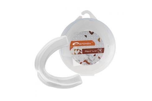 SPOKEY - KEIGO II - jednodílné chrániče čelisti bílé Tréninkové rukavice