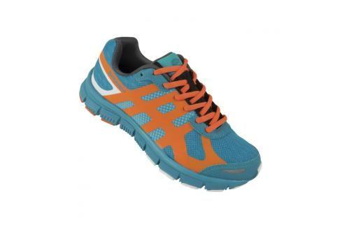 SPOKEY - Liberia 5 Běžecké boty dámské petrol - oranžová vel. 38 Běžecké boty