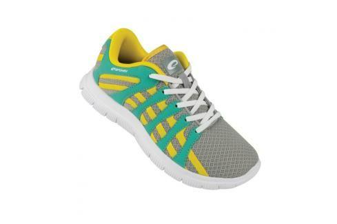 SPOKEY - LIBERATE 7 Běžecké boty bílá-žlutá vel. 38 Běžecké boty
