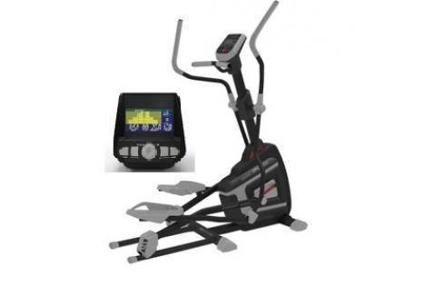 SPOKEY - MANTIS eliptický trenažér - 16 tréninkových programů Elipticaly