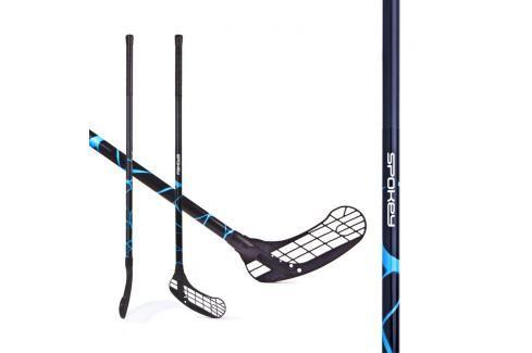 SPOKEY - MASSIG II Florbalová hokejka  P modrá Florbal