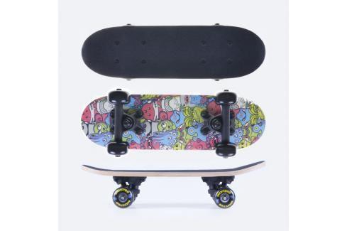SPOKEY - MAYSTRO Skateboard mini 43 x12,5 cm Skateboardy