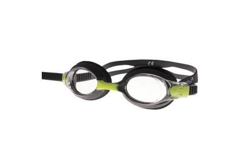 SPOKEY - MELLON Dětské plavecké brýle černé Plavecké brýle