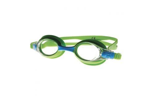 SPOKEY - MELLON Dětské plavecké brýle lemon Plavecké brýle