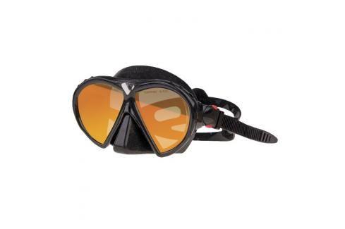 SPOKEY - MIRROR Maska se zrcadlovým povrchem Potápěčské soupravy