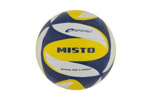 SPOKEY - MISTO Volejbalový míč modro-žlutý Volejbal