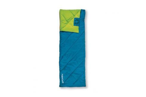 SPOKEY - MUFF II Spací pytel deka, modrý, pravé zapínání Spací pytle