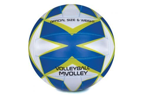SPOKEY - MVOLLEY  Volejbalový míč modrý rozm.5 Volejbal