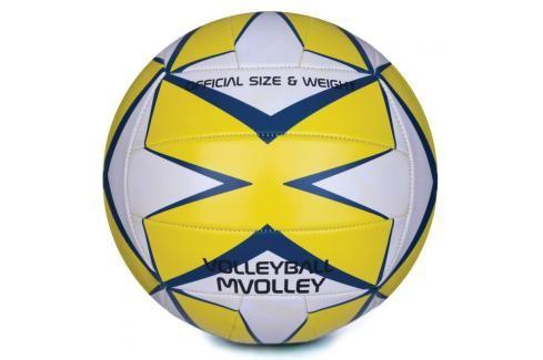 SPOKEY - MVOLLEY  Volejbalový míč žlutý rozm.5 Volejbal