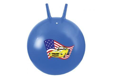 SPOKEY - NAZCAR Skákací míč 60 cm Spokey