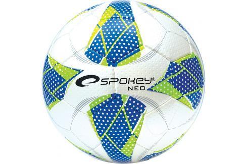 SPOKEY - NEO FUTSAL II Míč na halový fotbal modrý č.4 Fotbal