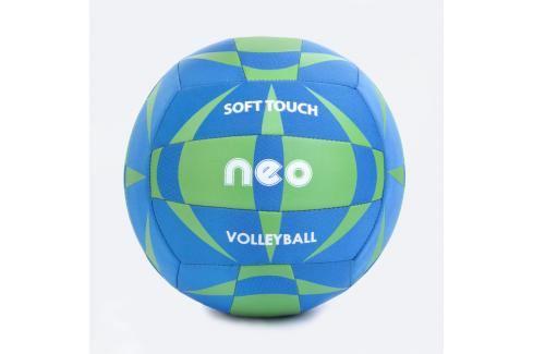 SPOKEY - NEO SOFT neoprenový volejbalový  míč modro-zelený roz. 5 Volejbal