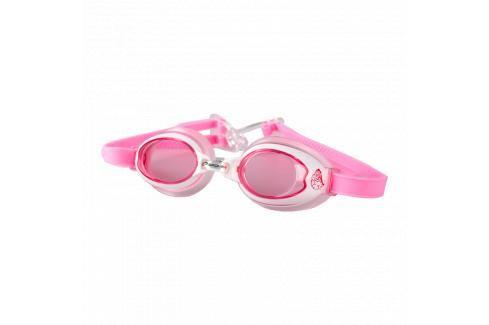 SPOKEY - OCEANBABY XFIT Dětské plavecké brýle růžové Plavecké brýle