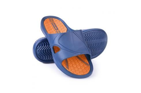 SPOKEY - ORBIT Nazouváky, vel. 45, oranžová Pánske nazouváky