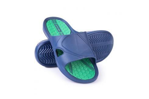 SPOKEY - ORBIT Nazouváky, vel. 45, zelená Pánske nazouváky