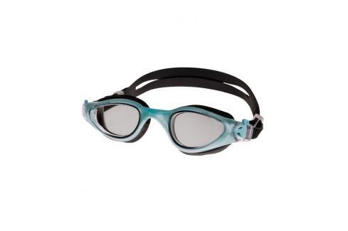 SPOKEY - PALIA Plavecké brýle černo - zelené Plavecké brýle