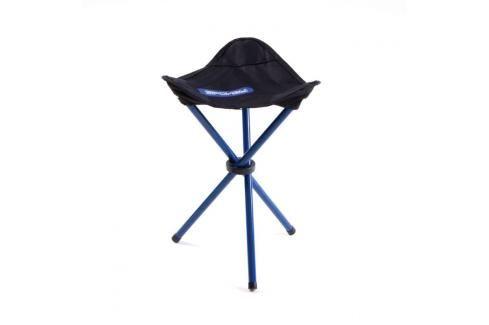 SPOKEY - PATHOOK Rozkládací židle-trojnožka černo - modrá Houpací sítě a cestovní židle