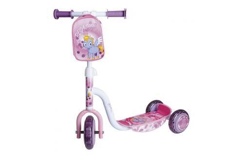 SPOKEY - PEGASUS - Tříkolka dětská růžová Tříkolka pro děti