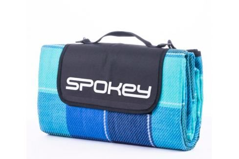 SPOKEY - PICNIC FLANNEL Pikniková deka s popruhem  150 x 180 cm akryl Piknikové deky a plážové rohože