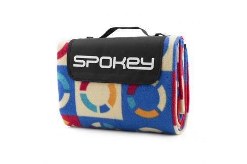 SPOKEY - PICNIC LIFEBUOY Pikniková deka s popruhem, 180x210 cm Piknikové deky a plážové rohože