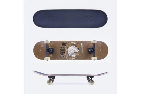 SPOKEY - RENEGADE Skateboard 80 x19,7 cm,  ABEC 5 carbon Skateboardy