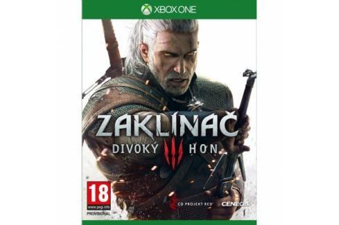 CD Projekt Zaklínač 3: Divoký Hon (8595071033344) Hry pro Xbox 360